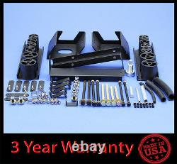 2005-2015 For Toyota Tacoma 2WD/4WD No Hitch 3 Full Body Lift kit Front & Rear