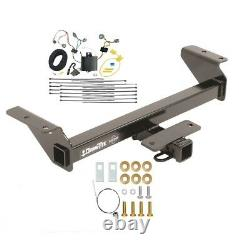 7K Trailer Hitch & Wiring Kit for 2016-2021 Toyota Tacoma Pickup