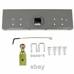 B&W GNRC959N Turnoverball Hitch Underbed Kit for Chevy/GMC/Ford/Dodge Pickups