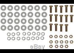 B&W GNRM1000 Turnoverball Gooseneck Hitch Rail Kit for Chevy / GMC CK Pickups