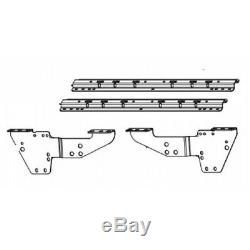 B&W HITCHES RVK2500 5Th Wheel Hitch Mounting Rail Kit For Silverado 2500/3500 HD