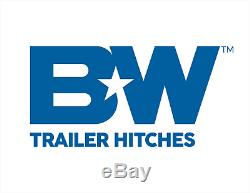 B&W Hitches RVB3055 Replacement Base Companion 5th Wheel Hitch Kit for Flatbed