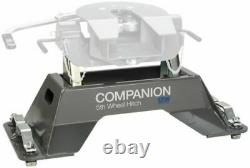 B&W Hitches RVB3300 Companion OEM 5th Wheel Hitch Base Kit for Ford Puck System