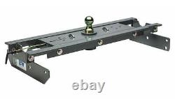 B&W Hitches TurnoverBall Gooseneck Hitch Kit GNRK1067 For 2001-2010 Chevy/GMC HD