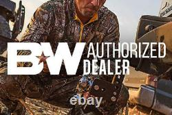 B+W RVB3705 25K Companion OEM 5th Wheel Hitch Base Kit for GM Puck System