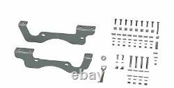 B&W RVK2402 Fifth Wheel Trailer Hitch Rail Kit For 17-21 Ford F-250 SD F-350 SD