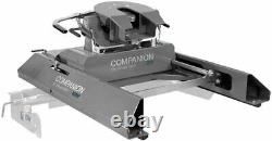 B&W RVK3405 Companion Slider 5th Wheel Hitch Kit For Turnoverball