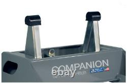 B&W RVK3500 Companion 5th Wheel Hitch Kit For Turnoverball