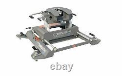 B&W RVK3670 Companion Slider 5th Wheel Hitch Kit For RAM Puck System
