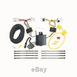 CL3 Trailer Hitch & Tow Wiring Kit for 2008-2020 Nissan Rogue exc. Krom or Sport