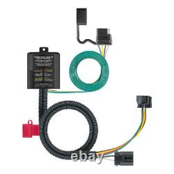 CLS3 Trailer Hitch & Tow Wiring Kit for 2013-2018 Hyundai Sant Fe 6/7 Passenger