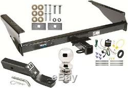 COMPLETE TRAILER HITCH PACKAGE FOR 2003-2006 TOYOTA TUNDRA With WIRING KIT CLASS 3