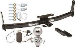 COMPLETE TRAILER HITCH PACKAGE With WIRING KIT FOR 2005-2006 CHEVROLET EQUINOX NEW