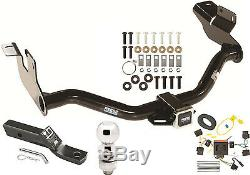 COMPLETE TRAILER HITCH PACKAGE With WIRING KIT FOR 2005-2011 MERCURY MARINER REESE