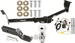 COMPLETE TRAILER HITCH PACKAGE With WIRING KIT FOR 2006-2012 & 2014 KIA SEDONA NEW