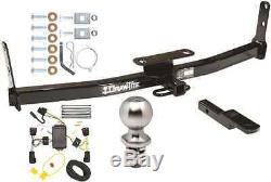 COMPLETE TRAILER HITCH PKG With WIRING KIT FOR 2010-2017 CHEVY EQUINOX GMC TERRAIN