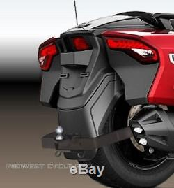 Can-Am Spyder Trailer Hitch Kit for F3-T and F3 Ltd, 2015 and Newer (41-164-F3)