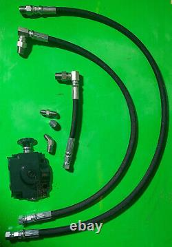 Case Ingersoll COMPLETE SELECTOR VALVE KIT for 3 point hitches Kit Style #3