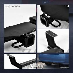Class 1 Trailer Hitch Receiver Bumper Tow Kit 1.25 For 2004-2009 Toyota Prius