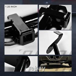 Class 1 Trailer Hitch Receiver Rear Bumper Tow Kit 1.25 For 2012-2016 Veloster
