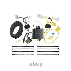 Class 1 Trailer Hitch & Tow Wiring Kit for 16-20 Nissan Altima 4 Dr Sedan 1 1/4