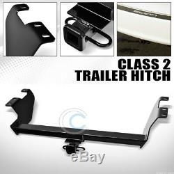 Class 2 Trailer Hitch Receiver Rear Bumper Tow Kit 1.25 For 08-14 15 Scion Xb
