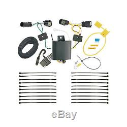 Class 2 Trailer Hitch & Tow Wiring Kit for 2018-2020 Chevy Equinox, Premier