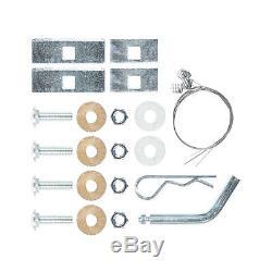 Class 2 Trailer Hitch & Wiring Kit For 2010-2019 Subaru Outback Wagon