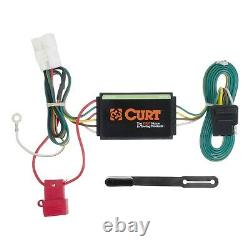 Class 3 Curt Trailer Hitch & Tow Wiring Kit for 2019-2021 Subaru Forester