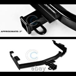 Class 3 Trailer Hitch Receiver Bumper Tow 2 For 96-07 Chrysler Town & Country