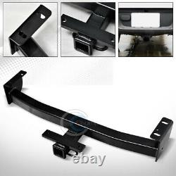 Class 3 Trailer Hitch Receiver Rear Bumper Tow 2 For 16-20 Toyota Tacoma Truck