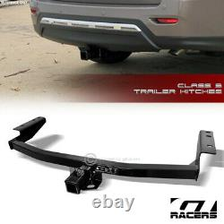 Class 3 Trailer Hitch Receiver Rear Bumper Tow 2 For 2013-2018 Pathfinder/Qx60