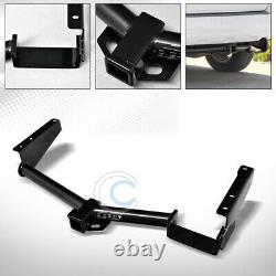 Class 3 Trailer Hitch Receiver Rear Bumper Tow Kit 2 For 04-07 Highlander/RX350