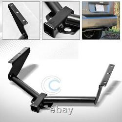 Class 3 Trailer Hitch Receiver Rear Bumper Tow Kit 2 For 08-12 Jeep Liberty KK