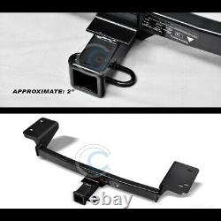 Class 3 Trailer Hitch Receiver Rear Bumper Tow Kit 2 For 10+ Sportage/Tucson