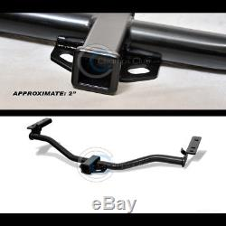 Class 3 Trailer Hitch Receiver Rear Bumper Tow Kit 2 For 11-17 18 Ford Explorer