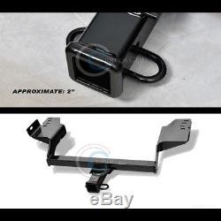 Class 3 Trailer Hitch Receiver Rear Bumper Tow Kit 2 For 13-17 18 Ford Escape