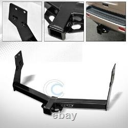 Class 3 Trailer Hitch Receiver Rear Bumper Tow Kit 2 For 96-04 Pathfinder/QX4