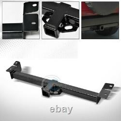 Class 3 Trailer Hitch Receiver Rear Bumper Tow Kit 2 For 97-06 Jeep Wrangler TJ