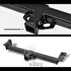 """For 97-06 Jeep Wrangler Class-3 III Trailer Tow Hitch Receiver 2/"""""""