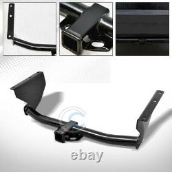 Class 3 Trailer Hitch Receiver Rear Bumper Tow Kit 2 For 99-04 Grand Cherokee