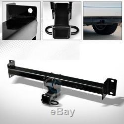 Class 3 Trailer Hitch Receiver Rear Bumper Tow Kit 2 Tube For 04-10 Bmw E83 X3