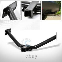 Class 3 Trailer Hitch Receiver Rear Bumper Tow Kit 2 Tube For 07-13 Acura MDX
