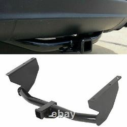 Class 3 Trailer Hitch Receiver Rear Bumper Towing 2 For 1999-04 Grand Cherokee