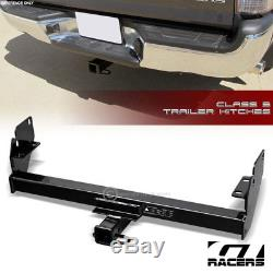 Class 3 Trailer Hitch Receiver Rear Bumper Towing 2 For 2005-2015 Tacoma Truck
