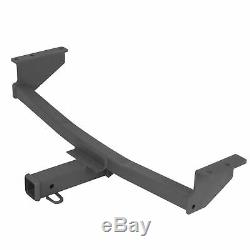 Class 3 Trailer Hitch Receiver Rear Bumper Towing 2 For 2008-2017 Nissan Rogue