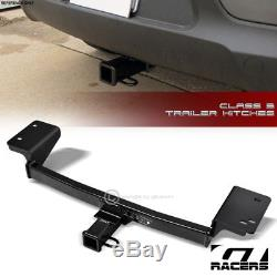 Class 3 Trailer Hitch Receiver Rear Bumper Towing 2 For 2010-2016 Kia Sportage