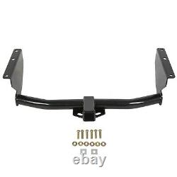 Class 3 Trailer Hitch Receiver Rear Bumper Towing 2 For 99-04 Grand Cherokee
