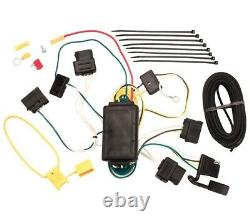 Class 3 Trailer Hitch & Tow Wiring Kit for 04-07 Ford Freestar, Mercury Monterey
