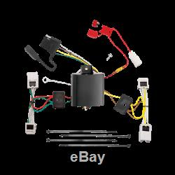 Class 3 Trailer Hitch & Tow Wiring Kit for 2004-2009 Nissan Quest 2 Receiver